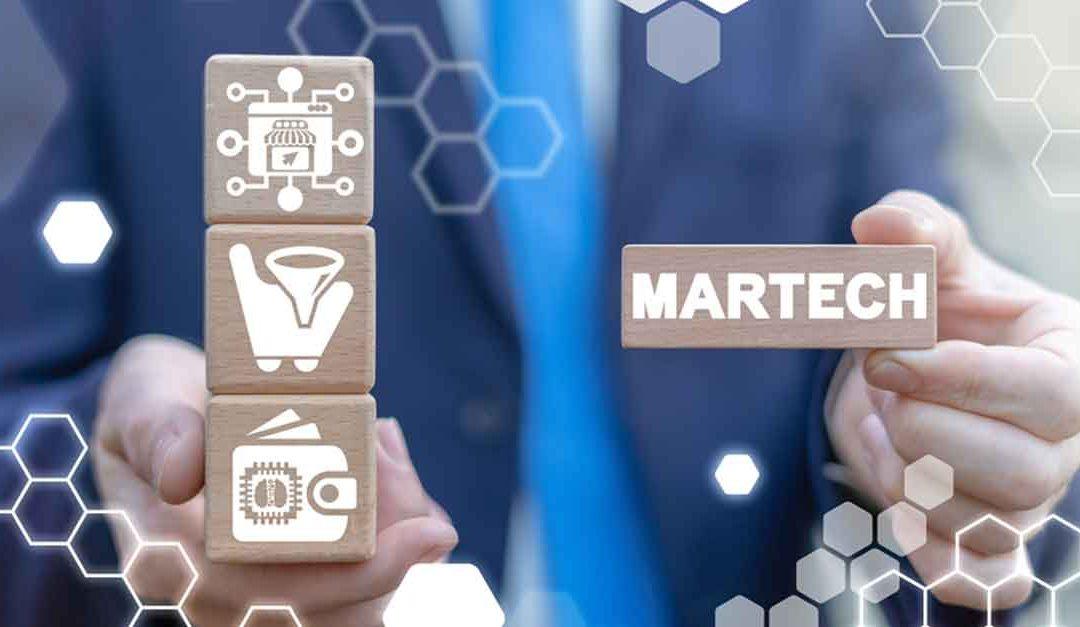 O que significa Martech?
